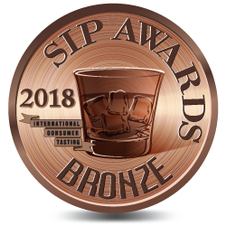 2018 Bronze Medal from the SIP Awards